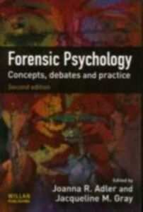 Ebook in inglese Forensic Psychology -, -