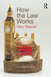 Ebook in inglese How the Law Works Slapper, Gary