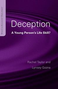 Ebook in inglese Deception Gozna, Lynsey , Taylor, Rachel