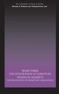 Ebook in inglese Integration of European Financial Markets Vardi, Noah