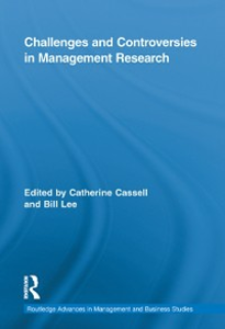 Ebook in inglese Challenges and Controversies in Management Research -, -