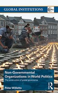 Ebook in inglese Non-Governmental Organizations in World Politics Willetts, Peter