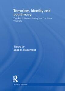 Foto Cover di Terrorism, Identity and Legitimacy, Ebook inglese di  edito da