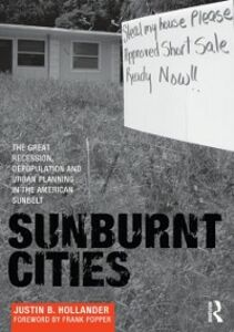 Foto Cover di Sunburnt Cities, Ebook inglese di Justin B. Hollander, edito da