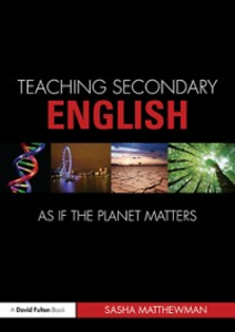 Ebook in inglese Teaching Secondary English as if the Planet Matters Matthewman, Sasha