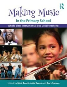 Ebook in inglese Making Music in the Primary School -, -