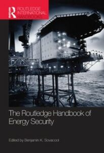 Ebook in inglese Routledge Handbook of Energy Security -, -
