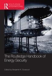 Routledge Handbook of Energy Security