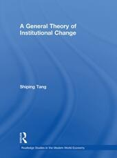General Theory of Institutional Change
