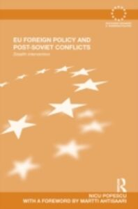 Ebook in inglese EU Foreign Policy and Post-Soviet Conflicts Popescu, Nicu