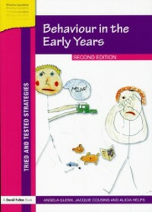 Ebook in inglese Behaviour in the Early Years Cousins, Jacquie , Glenn, Angela , Helps, Alicia