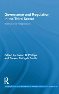 Ebook in inglese Governance and Regulation in the Third Sector