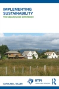Ebook in inglese Implementing Sustainability Miller, Caroline L.