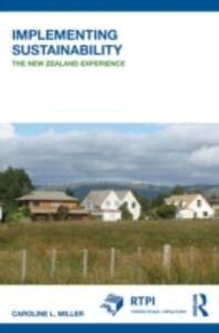 Foto Cover di Implementing Sustainability, Ebook inglese di Caroline L. Miller, edito da