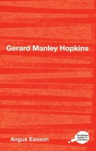 Ebook in inglese Gerard Manley Hopkins Easson, Angus