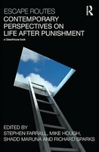 Ebook in inglese Escape Routes: Contemporary Perspectives on Life after Punishment -, -