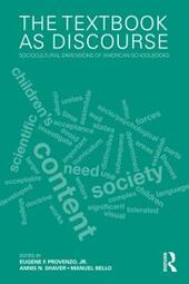 Textbook as Discourse