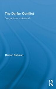 Ebook in inglese Darfur Conflict Suliman, Osman