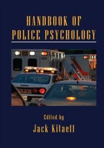 Foto Cover di Handbook of Police Psychology, Ebook inglese di  edito da