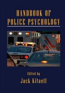 Ebook in inglese Handbook of Police Psychology -, -