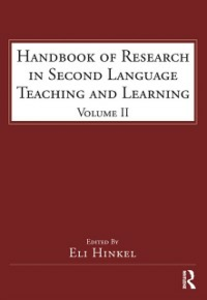 Ebook in inglese Handbook of Research in Second Language Teaching and Learning -, -