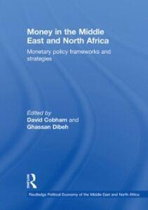 Foto Cover di Money in the Middle East and North Africa, Ebook inglese di  edito da