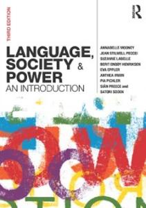 Ebook in inglese Language, Society and Power Eppler, Eva , Henriksen, Berit Engoy , Irwin, Anthea , LaBelle, Suzanne