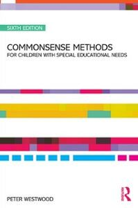 Ebook in inglese Commonsense Methods for Children with Special Educational Needs Westwood, Peter