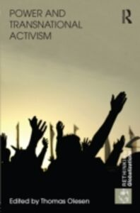 Ebook in inglese Power and Transnational Activism -, -