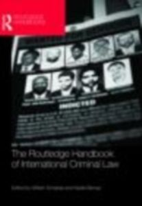 Ebook in inglese Routledge Handbook of International Criminal Law -, -