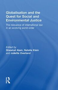 Ebook in inglese Globalisation and the Quest for Social and Environmental Justice -, -