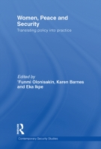 Ebook in inglese Women, Peace and Security -, -
