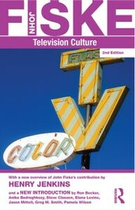 Ebook in inglese Television Culture Fiske, John