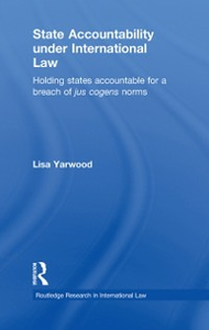 Ebook in inglese State Accountability under International Law Yarwood, Lisa