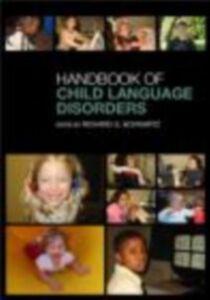Ebook in inglese Handbook of Child Language Disorders