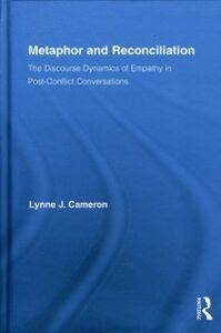 Ebook in inglese Metaphor and Reconciliation Cameron, Lynne J.