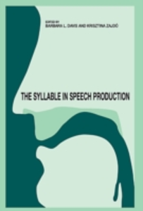 Ebook in inglese Syllable in Speech Production -, -