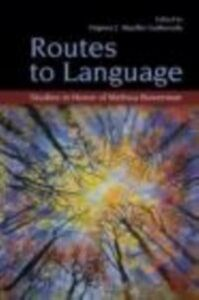 Ebook in inglese Routes to Language -, -