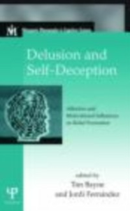 Ebook in inglese Delusion and Self-Deception -, -