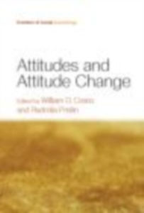 Ebook in inglese Attitudes and Attitude Change -, -