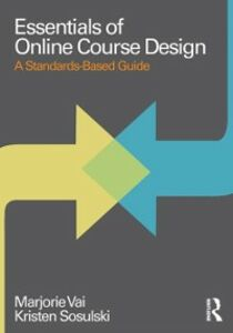 Ebook in inglese Essentials of Online Course Design Sosulski, Kristen , Vai, Marjorie