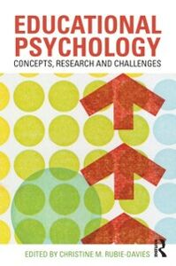 Ebook in inglese Educational Psychology: Concepts, Research and Challenges