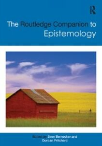 Ebook in inglese Routledge Companion to Epistemology -, -