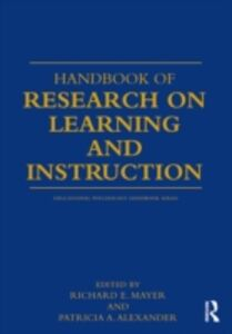 Foto Cover di Handbook of Research on Learning and Instruction, Ebook inglese di  edito da