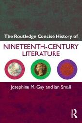 Routledge Concise History of Nineteenth-Century Literature