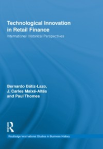 Ebook in inglese Technological Innovation in Retail Finance -, -