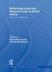Reforming Land and Resource Use in South Africa