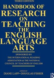 Foto Cover di Handbook of Research on Teaching the English Language Arts, Ebook inglese di  edito da
