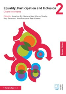 Ebook in inglese Equality, Participation and Inclusion 2 -, -