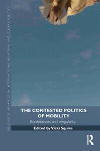 Foto Cover di Contested Politics of Mobility, Ebook inglese di  edito da
